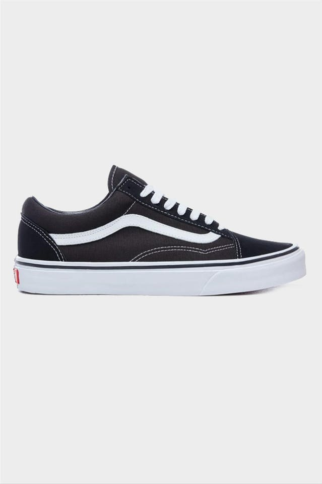 Zwarte Old Skool sneakers