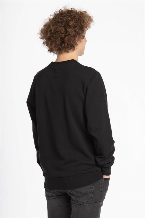 Zwarte Blazin Chest sweater